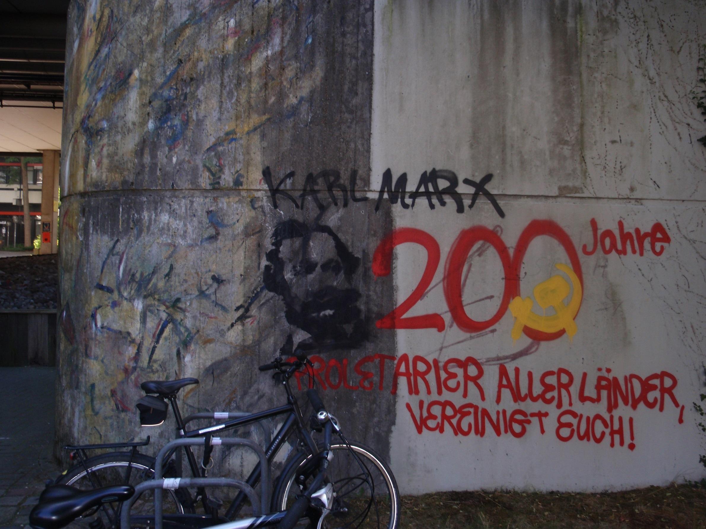 200 jahre Karl Marx Uni