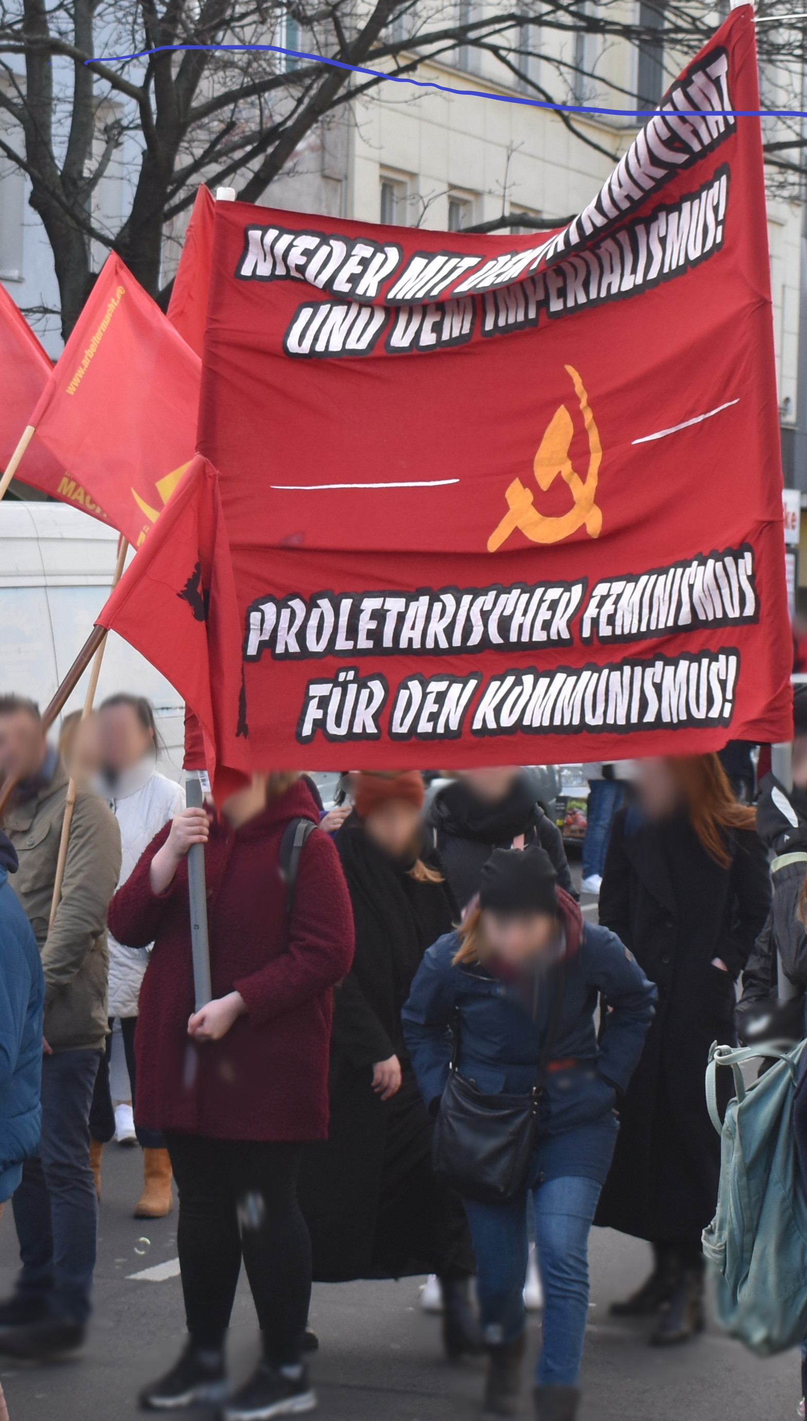 Berlin 8 Maerz 2020