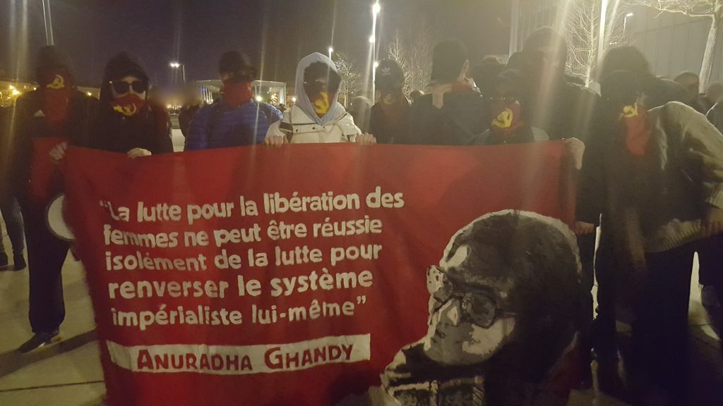 Frankreich 8 Maerz 2020 1 caen 2