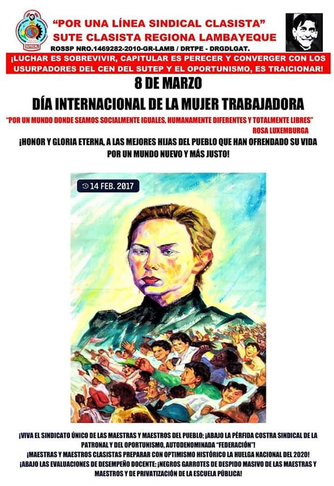 Peru 8 Maerz 2020