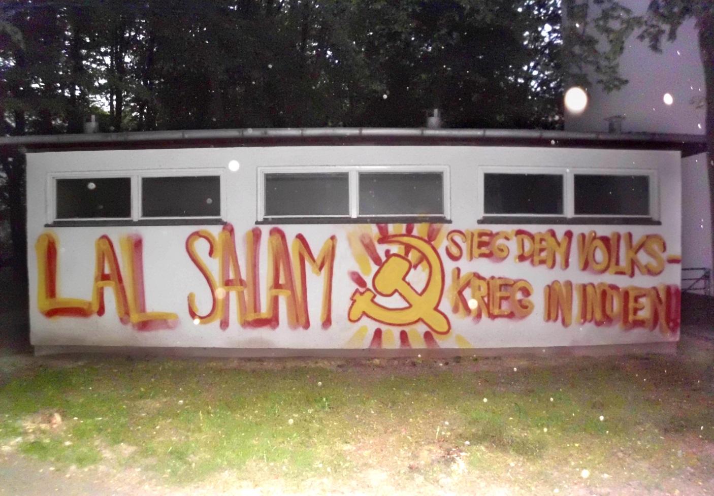 50 JahreNaxalbari Berlin 2