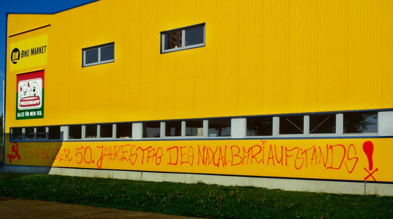 50 JahreNaxalbari Rostock