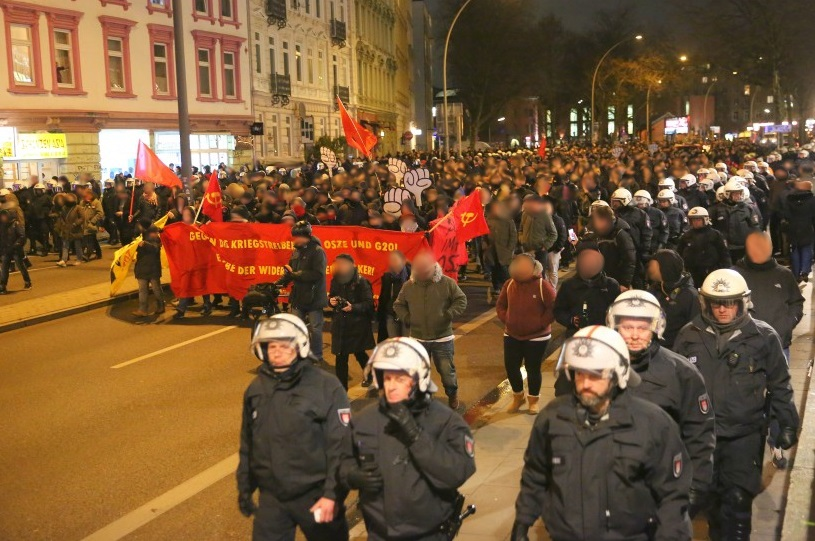hamburg osze demo 1