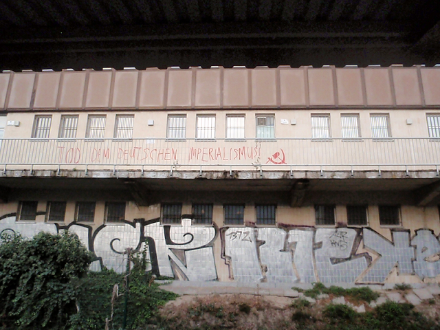 3. Oktober Grafitti 1