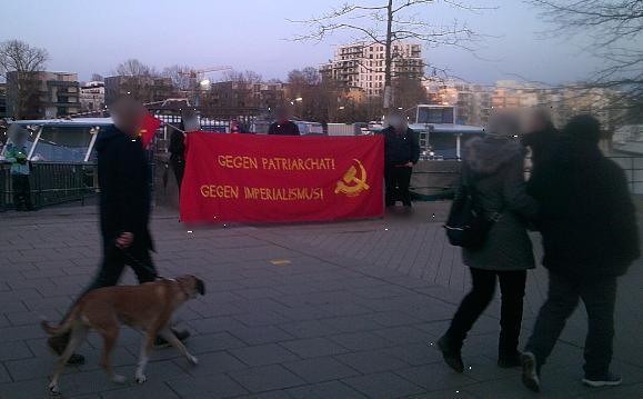 8.März 2021 Berlin Kundgebung 1