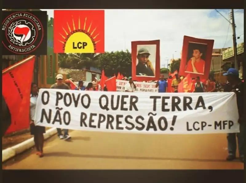 Resistencia atlética antifascista LCP