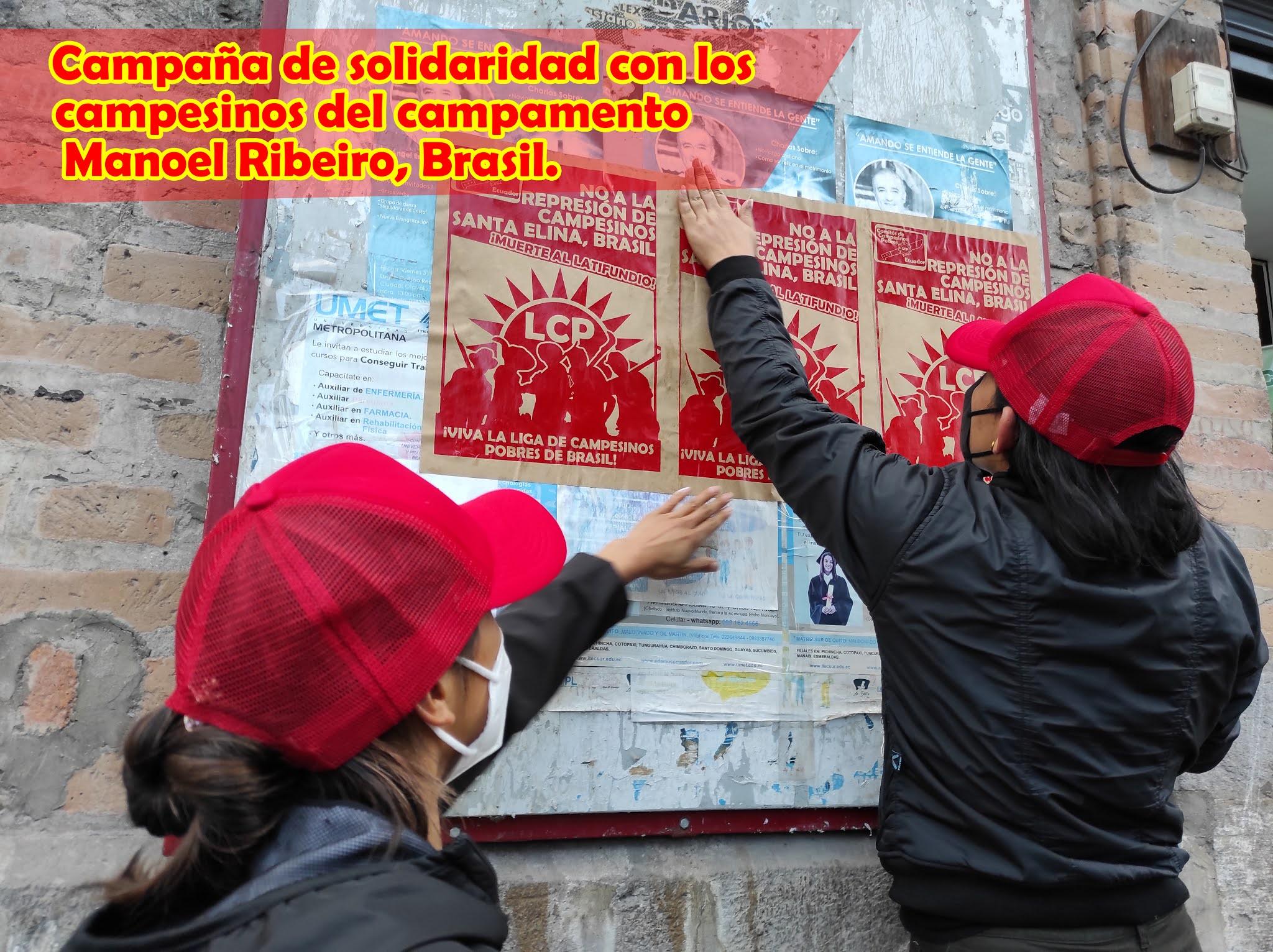 Rondonia Solidarität EC Botschaft V