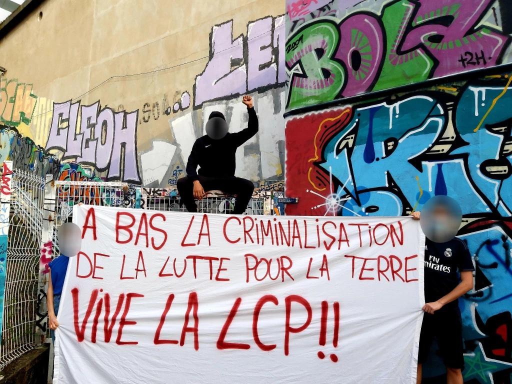 Rondonia Solidarität FR Aktion II