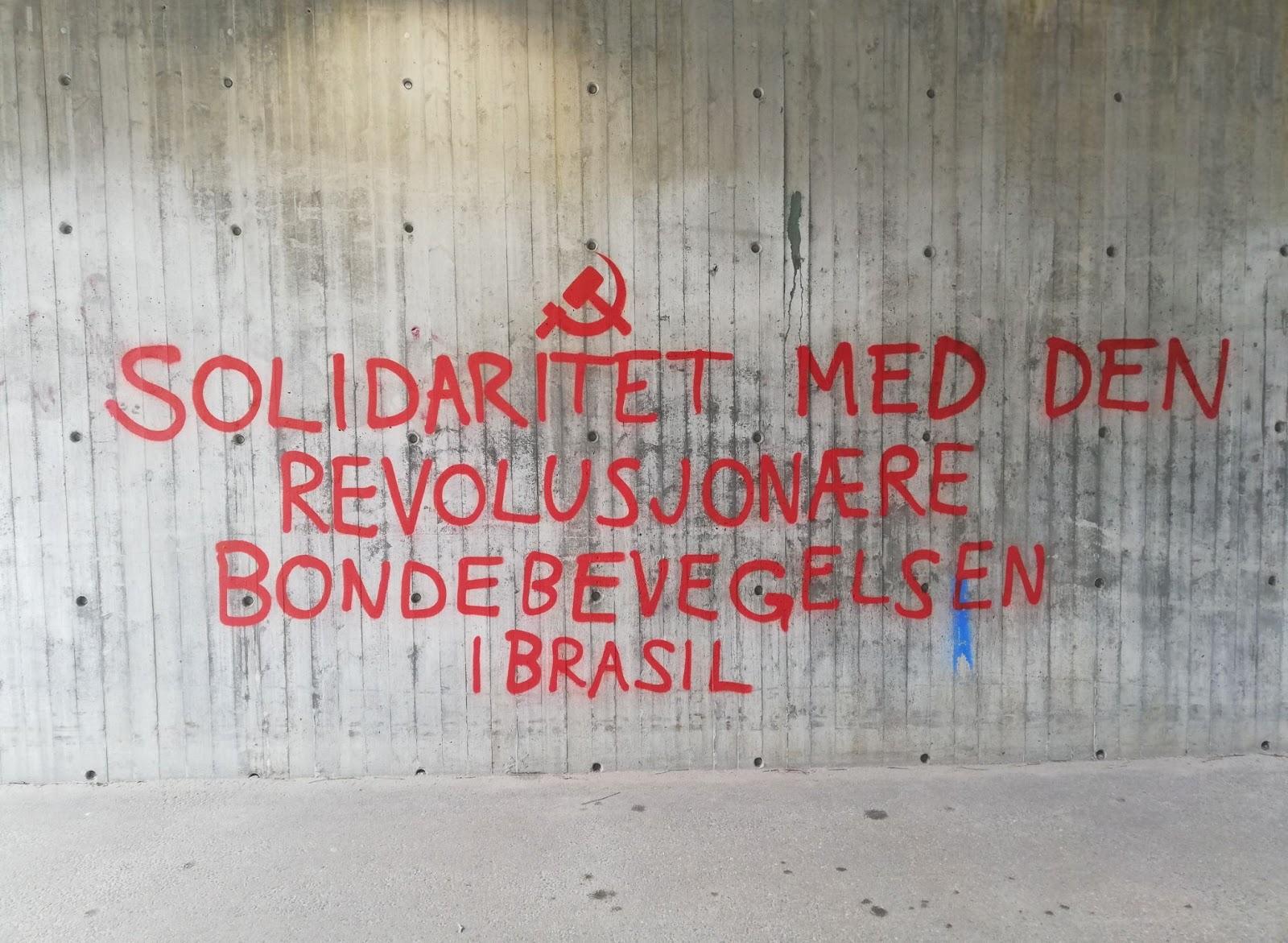 Rondonia Solidarität NR Malung Kristiansand