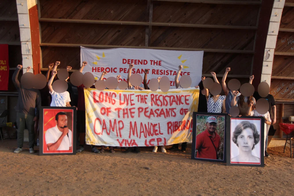 Rondonia Solidarität US Austin Vortrag