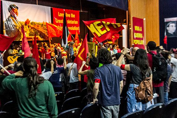 Kulturrevolution feier 1