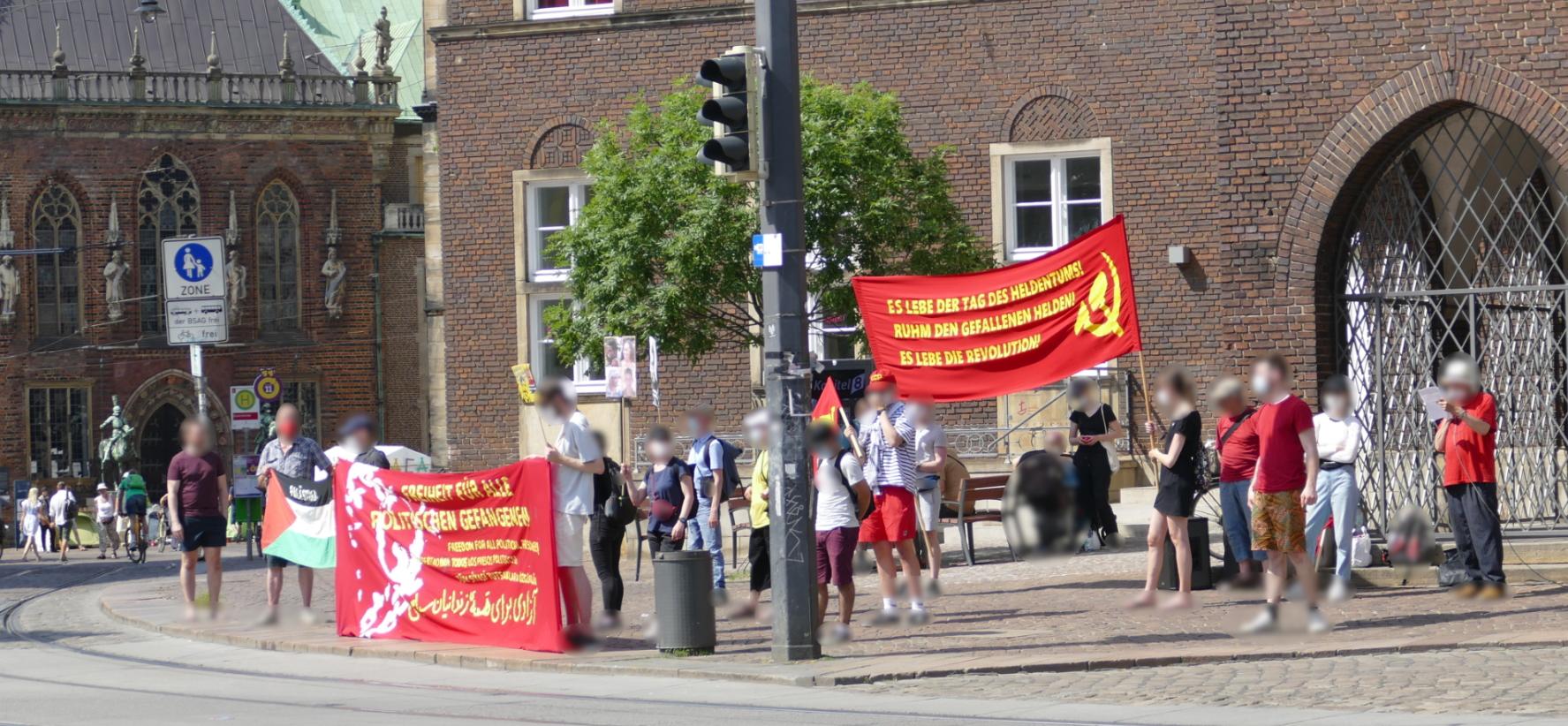 Kundgebung 19. Juni 2021 Bremen III
