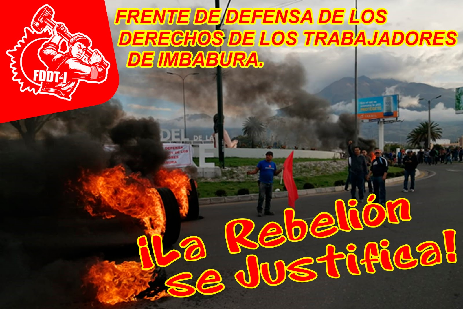 Ecuador it is right to rebell 3