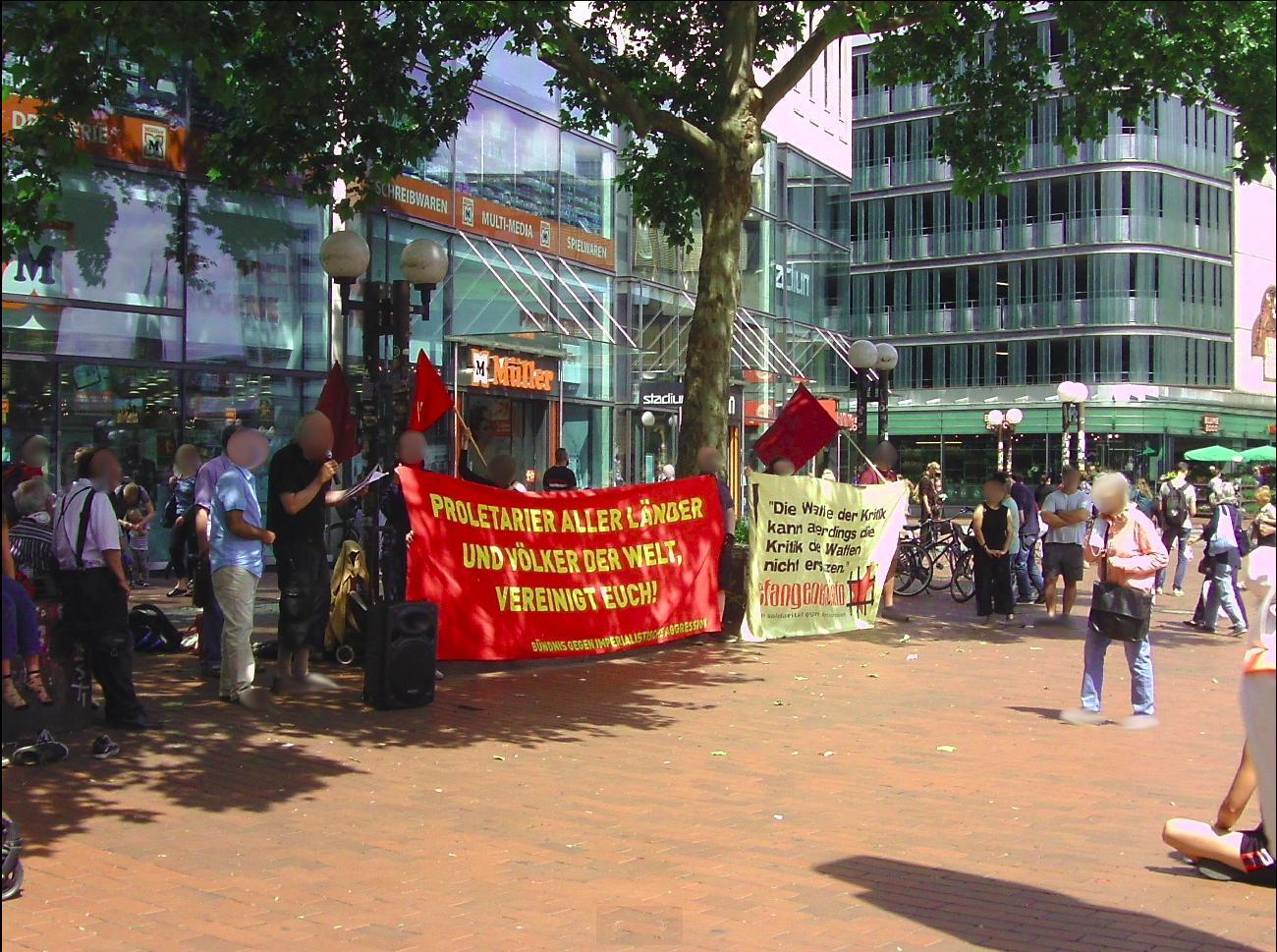 19 juni kundgebung hamburg bündnis gegen imperialistische aggression 3