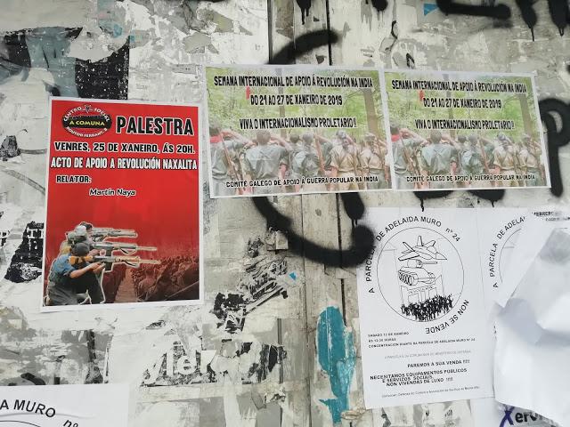 Internationale Aktionswoche Galizien 2
