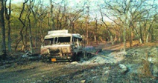 Kothri Maharashtra trucks