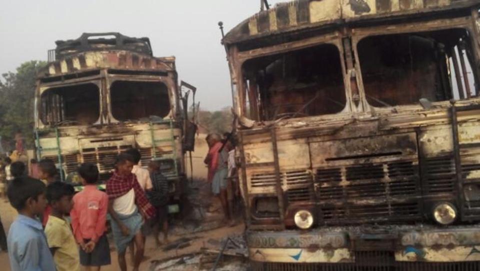 Lakhisarai Bihar trucks