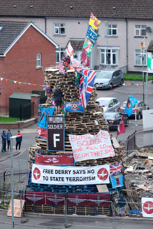 Ireland Bonfire 1