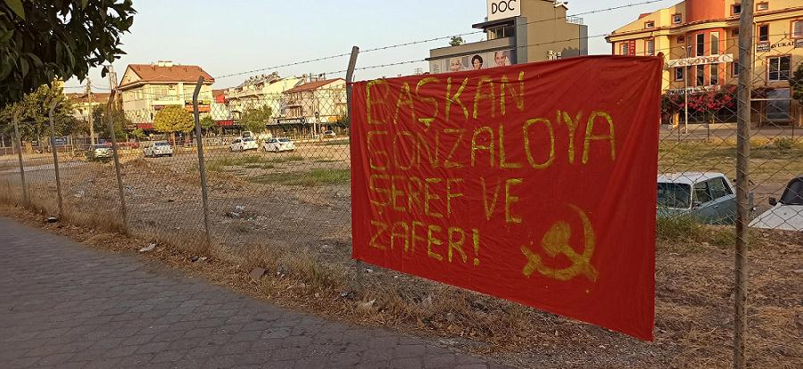 Día de acción Gonzalo Turquía