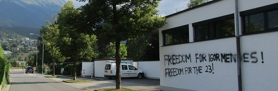 23 Verhaftete Innsbruck